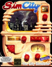 Cover SimCity (1989)