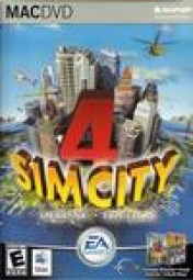 Cover SimCity 4