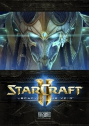 Cover Starcraft II: Legacy of the Void