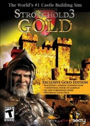 Cover Stronghold 3: Gold Edition