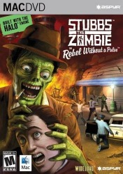 Cover Stubbs the Zombie in Rebel Without a Pulse