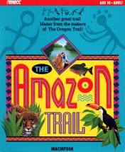 Cover The Amazon Trail