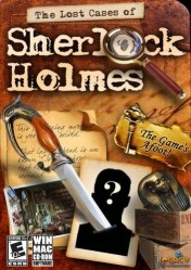 Cover The Lost Cases of Sherlock Holmes