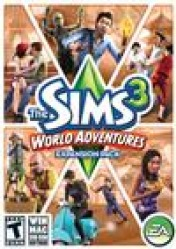 Cover The Sims 3: World Adventures (Mac)