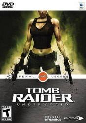 Cover Tomb Raider: Underworld (Mac)