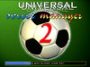 Cover Universal Soccer Manager 2