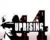 Cover Uprising44: The Silent Shadows