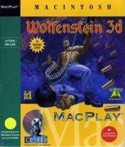 Cover Wolfenstein 3D (Mac)