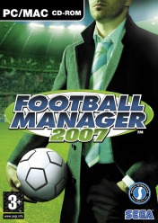 Cover Worldwide Soccer Manager 2007