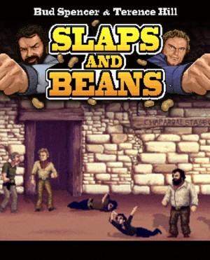 Cover Bud Spencer & Terence Hill - Slaps And Beans (Mac)