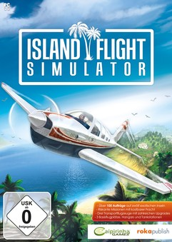 Cover Island Flight Simulator