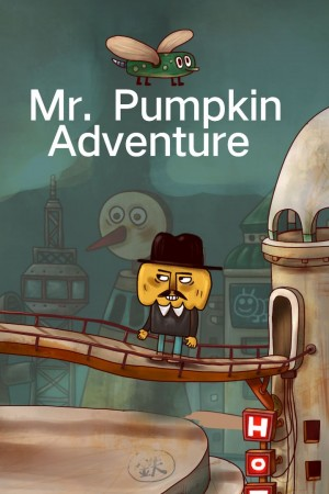 Cover Mr. Pumpkin Adventure