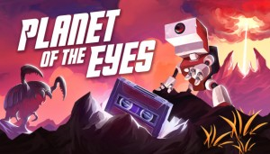 Cover Planet of the Eyes