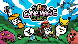 Cover Super Cane Magic ZERO