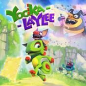 Cover Yooka-Laylee (Mac)