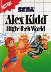 Cover Alex Kidd: High-Tech World