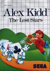 Cover Alex Kidd: The Lost Stars