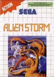 Cover Alien Storm