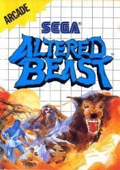 Cover Altered Beast (SMS)