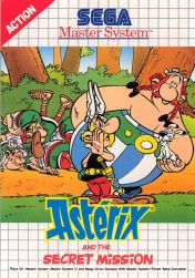 Cover Asterix and the Secret Mission