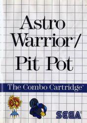 Cover Astro Warrior & Pit Pot