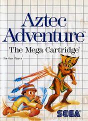 Cover Aztec Adventure