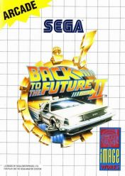 Cover Back to the Future Part II