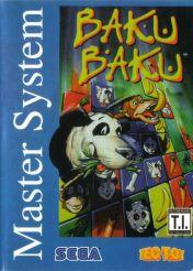 Cover Baku Baku Animal