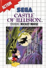 Cover Castle of Illusion starring Mickey Mouse
