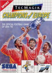 Cover Champions of Europe