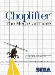 Cover Choplifter