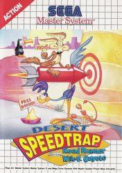 Cover Desert Speedtrap