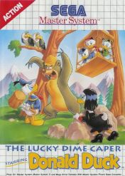 Cover Donald Duck: The Lucky Dime Caper