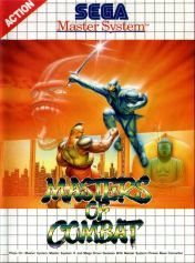 Cover Masters of Combat