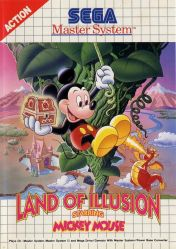 Cover Mickey Mouse: Land of Illusion