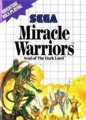 Cover Miracle Warriors: Seal of the Dark Lord