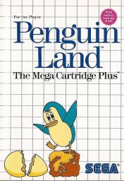 Cover Penguin Land