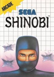 Cover Shinobi
