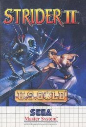 Cover Strider II