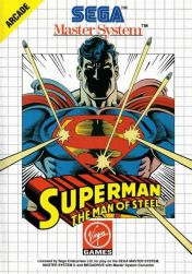 Cover Superman: The Man of Steel