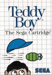 Cover Teddy Boy