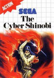 Cover The Cyber Shinobi
