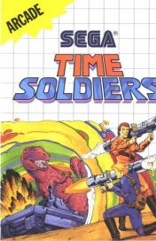 Cover Time Soldiers