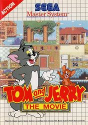 Cover Tom and Jerry: The Movie