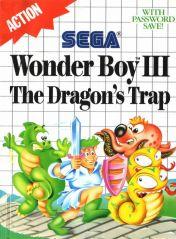 Cover Wonder Boy III: The Dragon's Trap