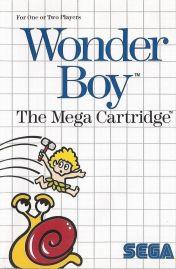 Cover Wonder Boy