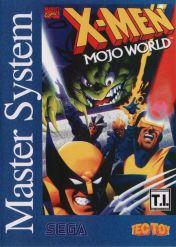 Cover X-Men: Mojo World