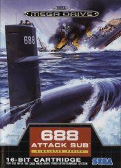 Cover 688 Attack Sub
