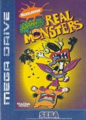 Cover AAAHH!!! Real Monsters