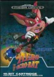 Cover Aero The Acro-Bat